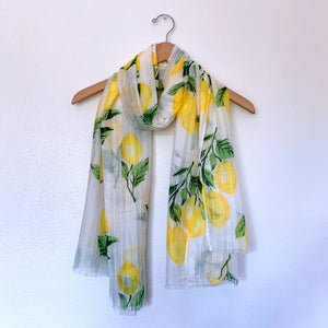 Lemon Drop Scarf