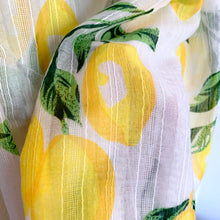 Load image into Gallery viewer, Lemon Drop Scarf