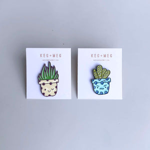 House Plant Pin