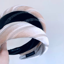 Load image into Gallery viewer, Velour Crown Style Headband
