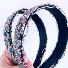 Load image into Gallery viewer, Bali Beaded Headband