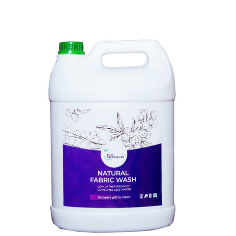ECOSWACHH 3R – NATURAL FABRIC WASH 5 litres