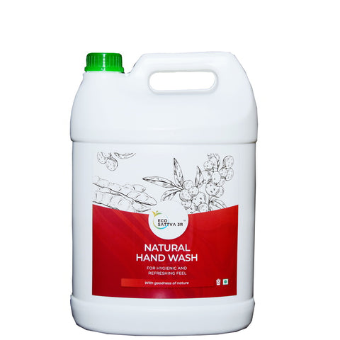 EcoSwachh 3R Natural Hand Wash 5 Litres