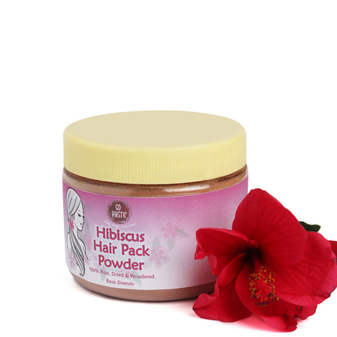 Hibiscus Flower Powder Hair Pack 100 gm