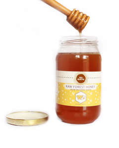 Raw Forest Honey - 500gms