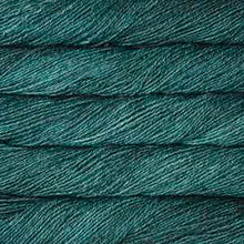 Load image into Gallery viewer, teal feather malabrigo