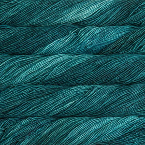 Malabrigo Mechita Teal Feather