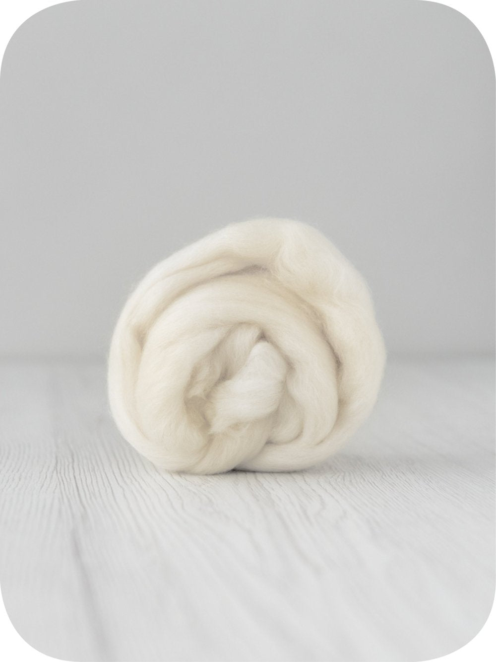 Natural coloured merino