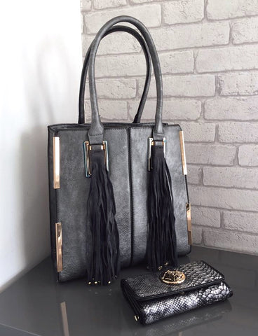 Bag Envy Trinity Shoulder Bag