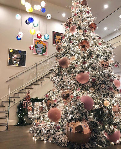 Bag Envy Kylie Jenner Christmas Tree