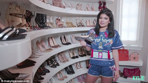 Kylie Jenner Shoes