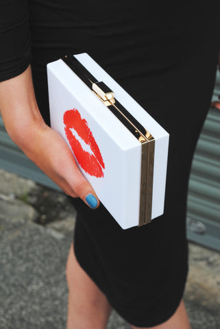 Lip Smacker Clutch Bag
