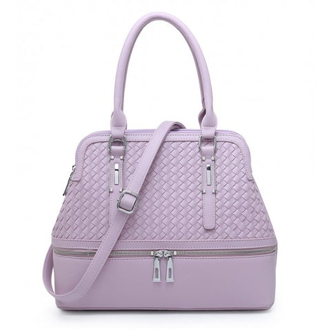 Bag Envy Lilac Purple Handbags