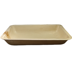 "9.5""x6.5""x 1.5"" Rectangle Take out container with Lid, Case of 100 - Greenovation - Eco Dinnerware"