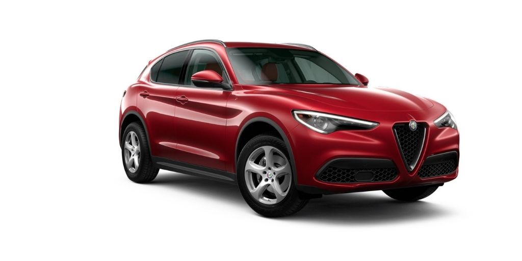 2020 Alfa Romeo Stelvio Owner's Manual