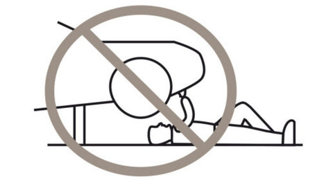 Ford F-150 Flat Tire procedure: do not get under the truck when it's standing on the scissor jack!