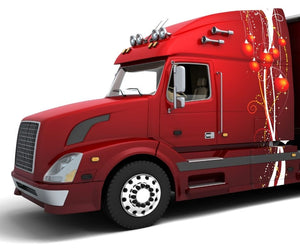 Roadside assistance for truck drivers truck jumpstart service image on main page