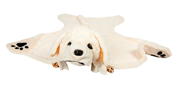 Labrador blanket off white
