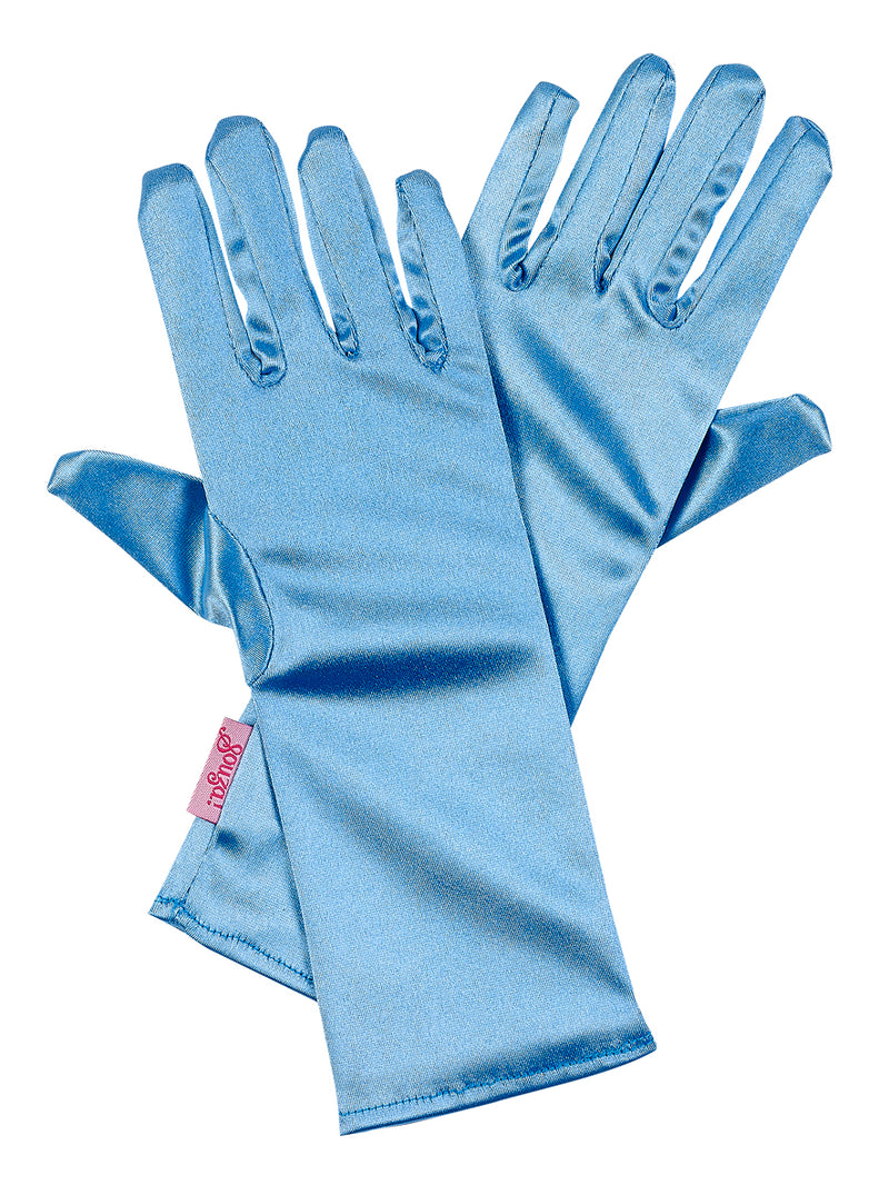 Gloves Lisanne, blue
