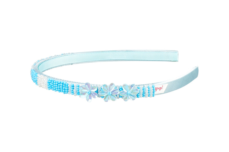Hair band Aureline, bleu