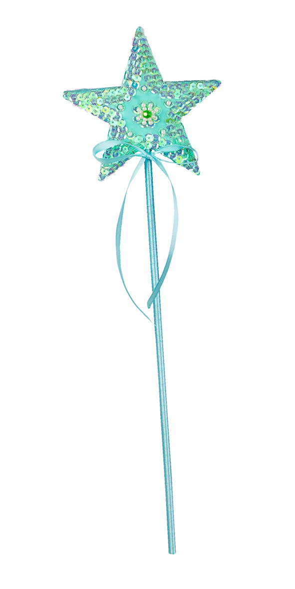 Wand Isabelle, mint green star