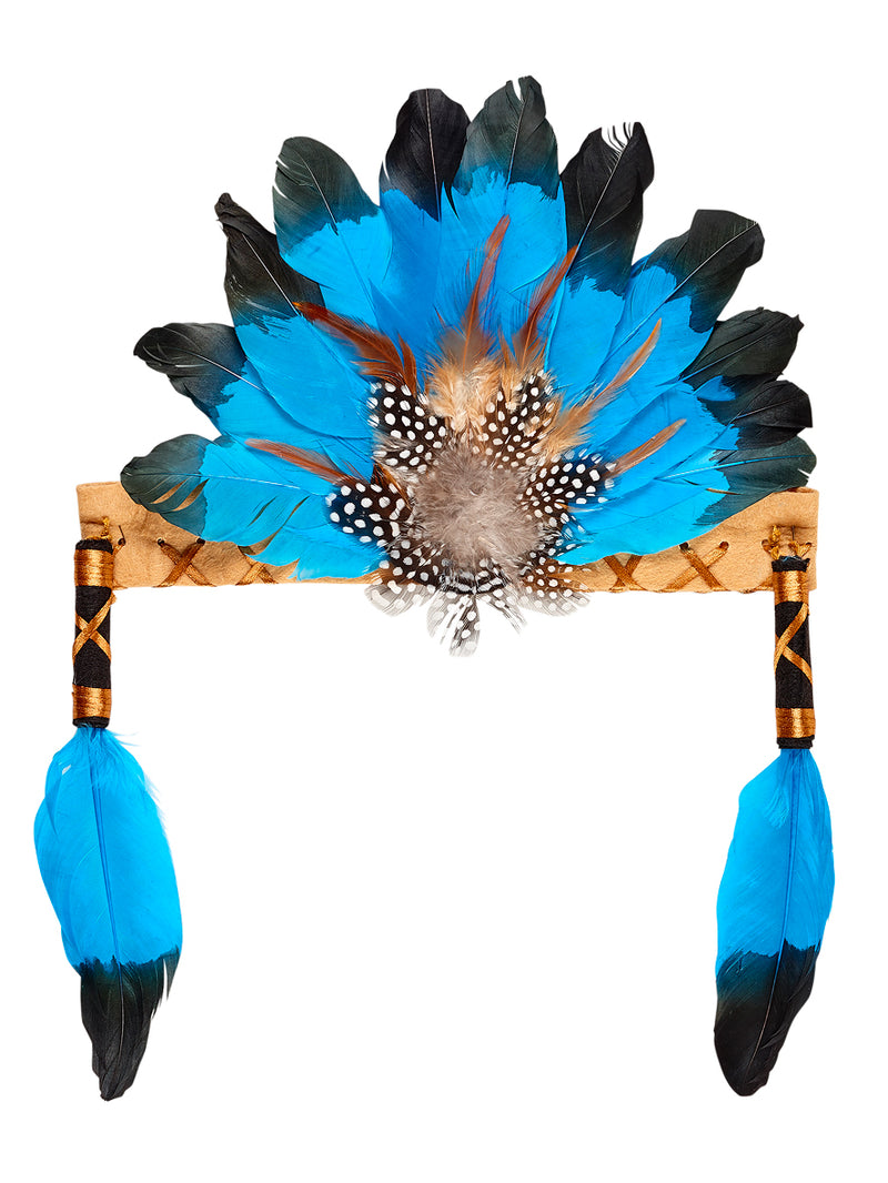 Leyati Indian headdress