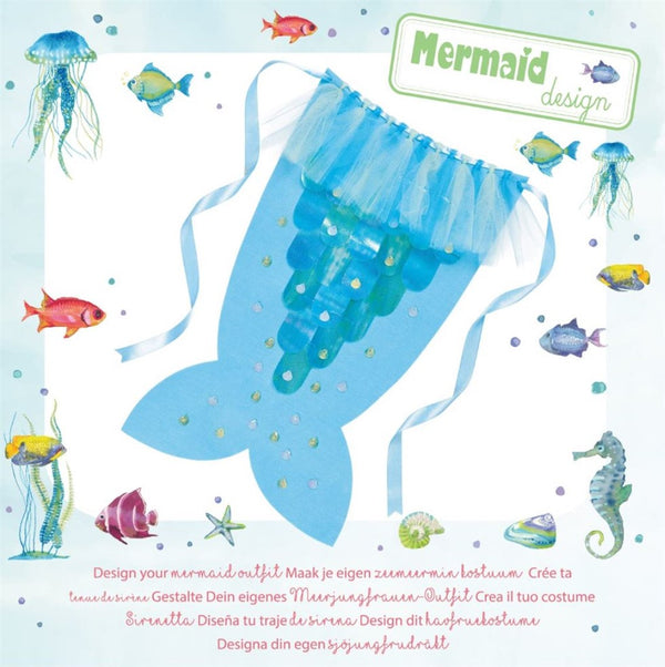 Mermaid tale design kit