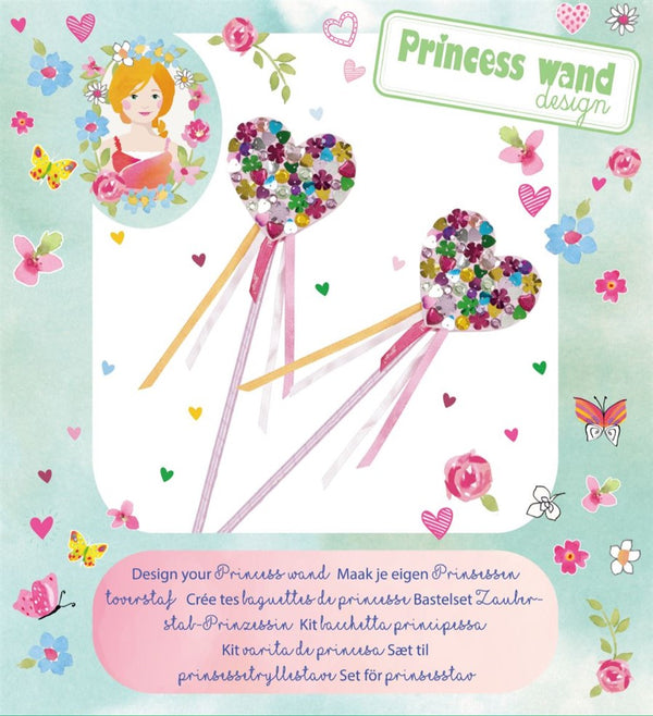 Princess wands kit
