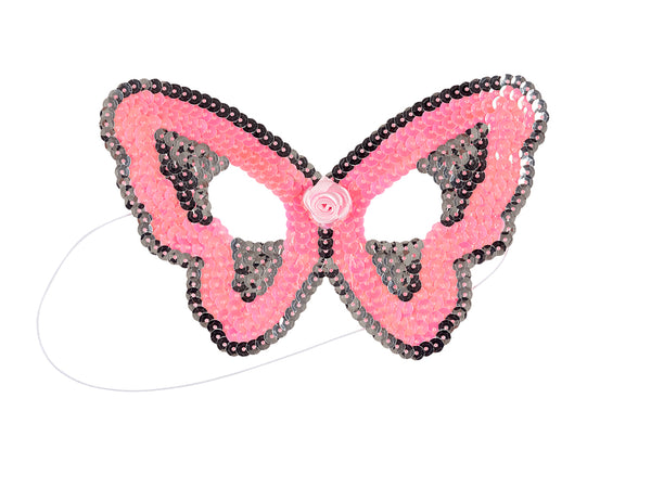 Mask butterfly