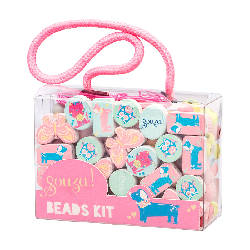 Beads activity kit Animals
