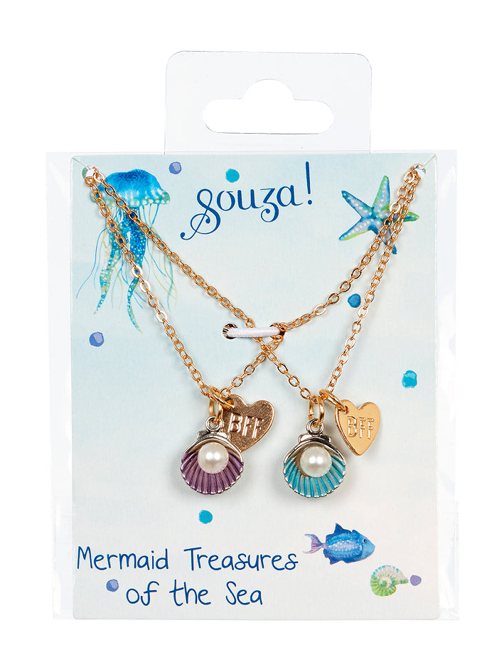 Gift pack Ronja, 2 BFF necklaces