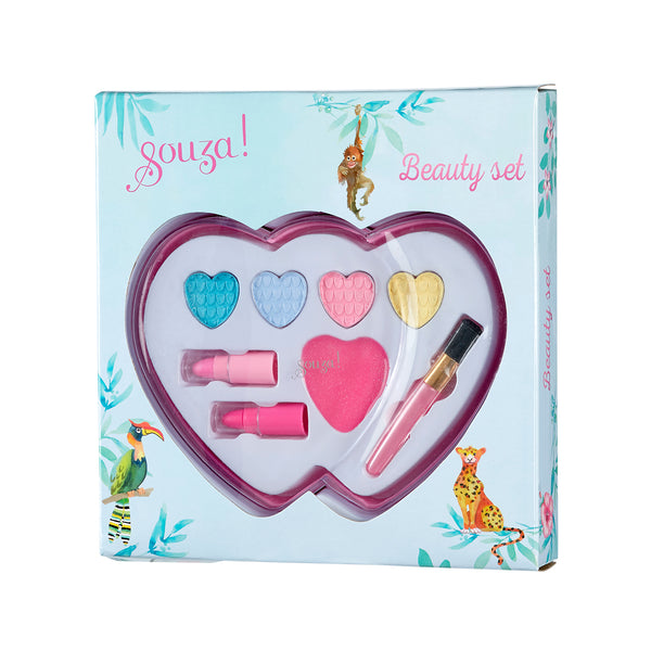 Make-up set Hearts