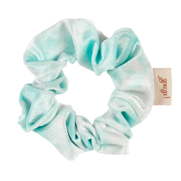 Hair  scrunchie Lotte, mint green