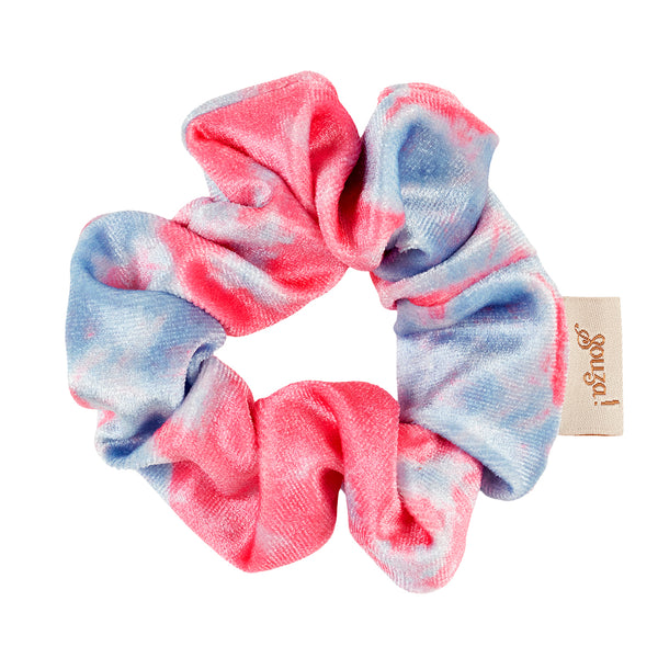 Hair  scrunchie Lotte, fuchsia