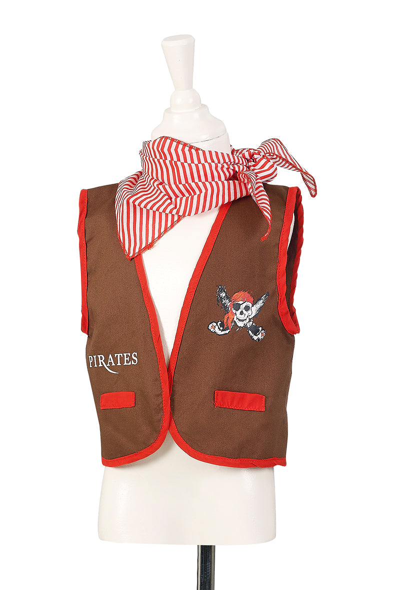 Lucius pirate set, red