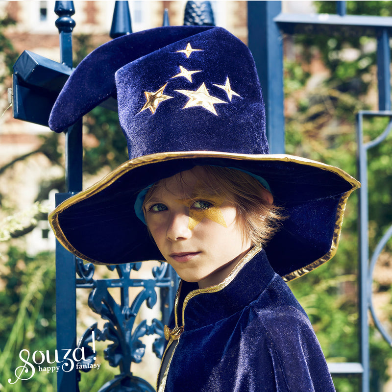 Hat wizard David, 4-8 yrs