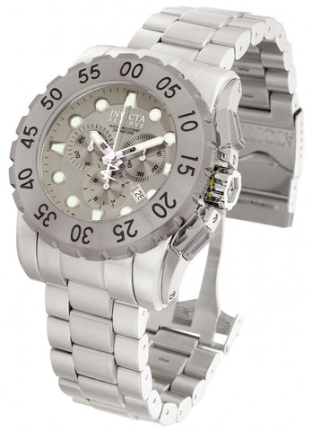 Invicta 1959 Men's Reserve Quartz Chronograph Grey Dial Watch
