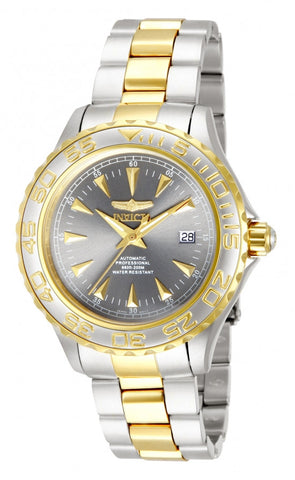 Invicta 80263 Men's Pro Diver Automatic 3 Hand Grey Dial Watch