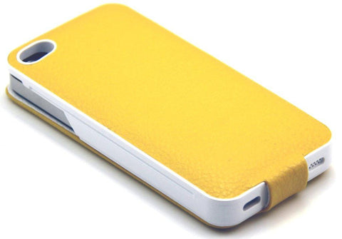 Iphone 4S Battery Case Yellow