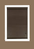 "Achim Import 2"" Falsa Blinds Mahogany 27"" x 64"""