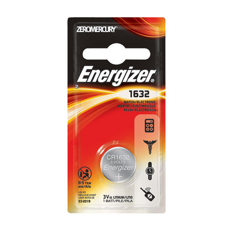 Energizer 1632 Battery (3V)