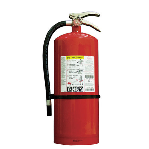 20 lb ABC Extinguisher w/ Wall Hook