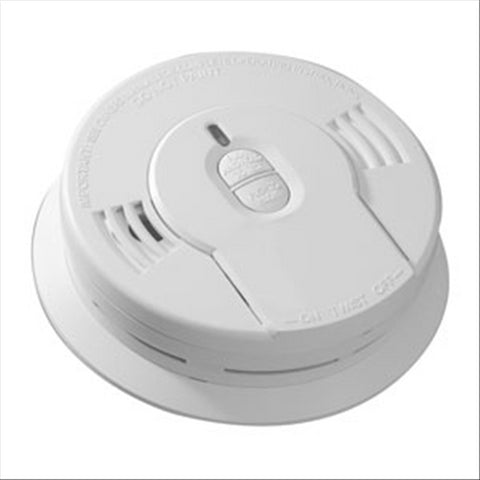 Ionization Smoke Alarm w/ Sealed Lithium Battery Pack (DC)
