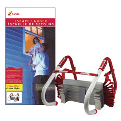 25' Three-Story Escape Ladder