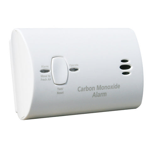CO Alarm, Battery Powered