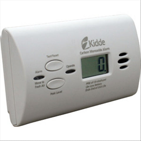 Carbon Monoxide Alarm w/Digital Display
