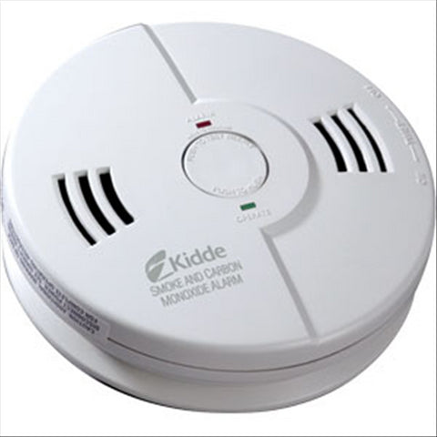 Carbon Monoxide/Smoke Combo Alarm (AC/DC), Interconnectable (Replaces 9000114E)
