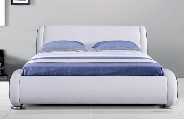 Greatime B2402 Contemporary Platform Bed (More Colors Available)