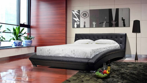 Greatime B1053-5 Modern Platform Bed