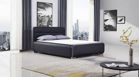 Greatime B2450 Queen Size Modern Platform Bed